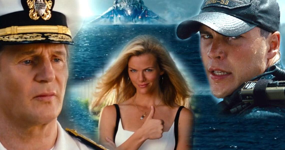 Фильм «Морской бой» (2012) : бравые американцы опять спасают мир…в кино