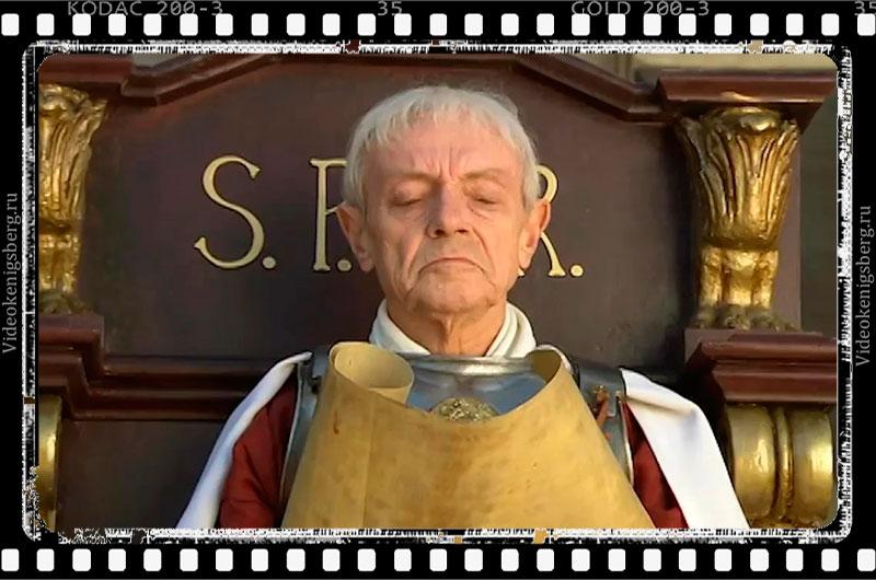 Кирилл Лавров в роли Пилата