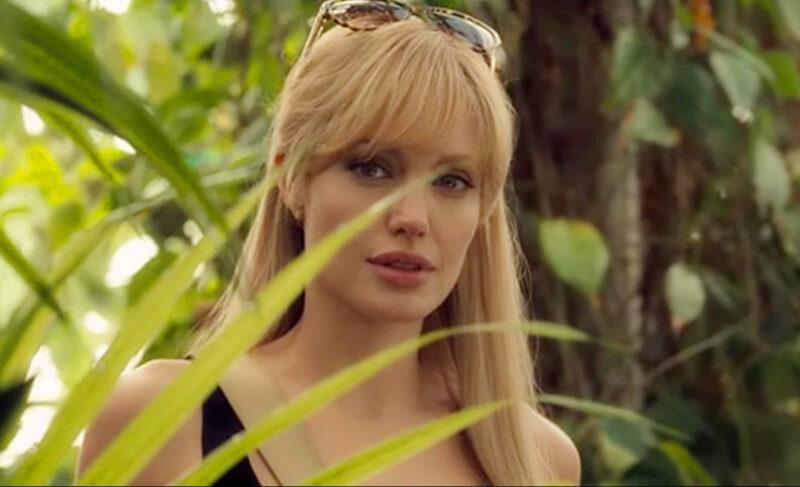 Фильм «Солт» (2010)— Анджелина Джоли в роли русского агента