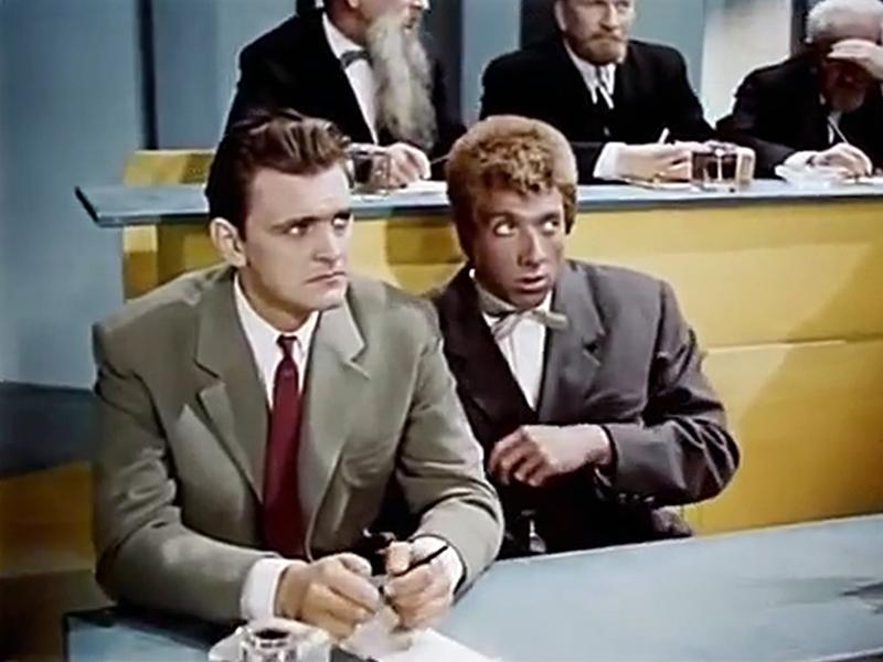 «Человек ниоткуда» (1961) — одна из провальных комедий Рязанова или фильм, опередивший время?
